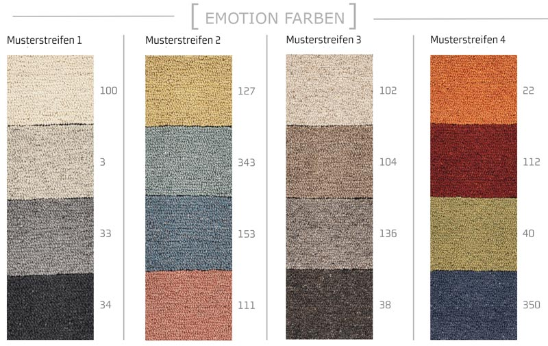 emotion-pure / Muster-Nr. 1